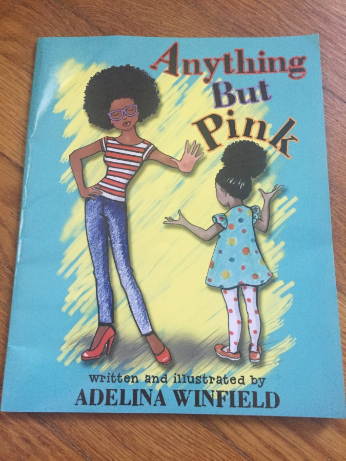 Anything But Pink Book Review