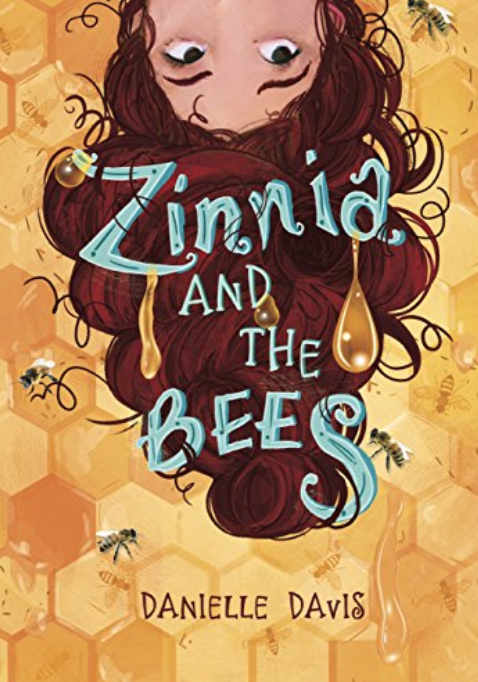 Zinnia and the Bees BookReview