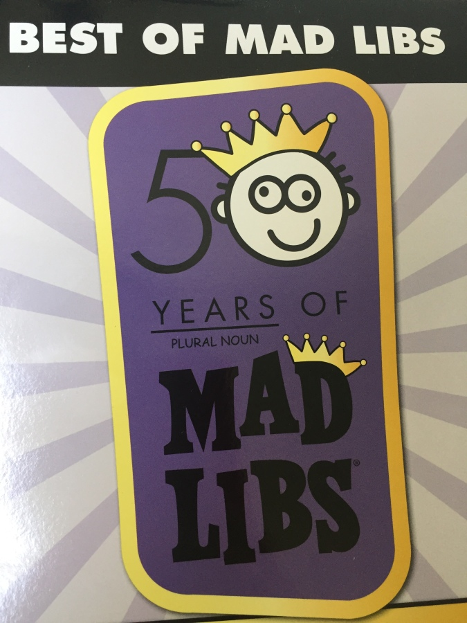 Mad Libs in the Classroom and at Home