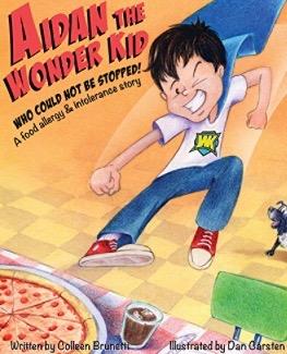 Aidan the Wonder Kid BookReview