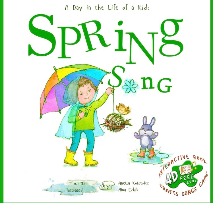 Spring Song Book Review