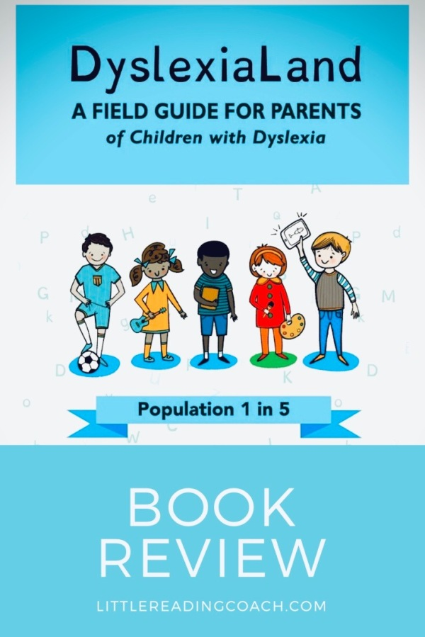 DyslexiaLand Book Review