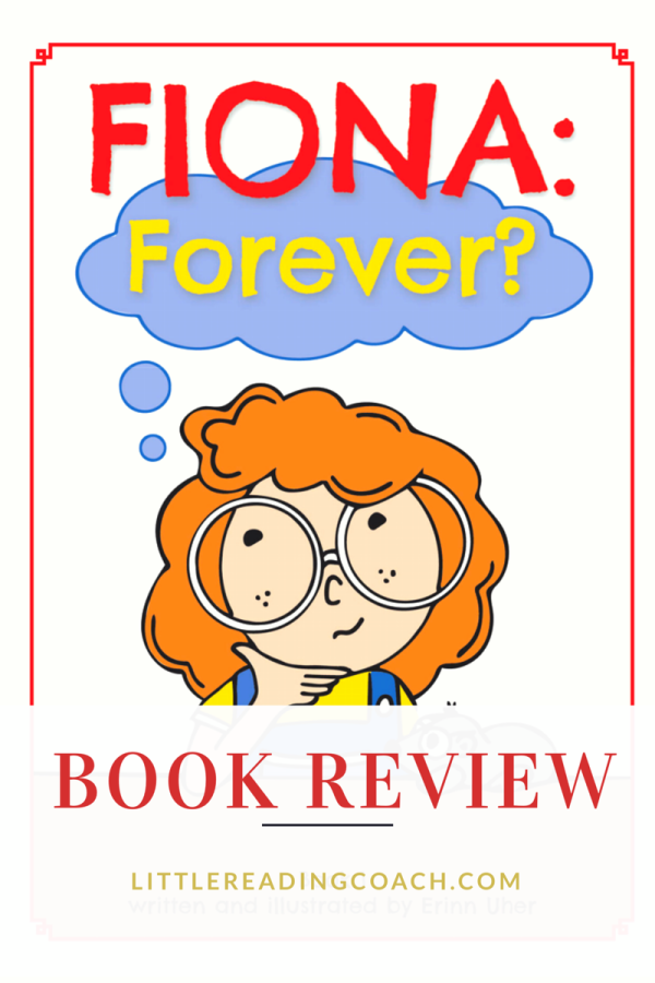 Fiona: Forever? Book Review
