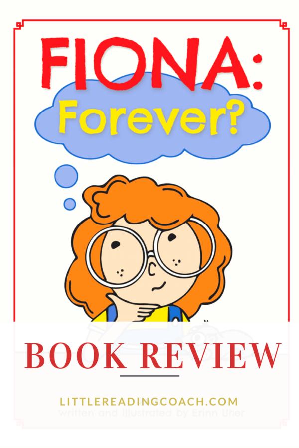 Fiona: Forever? BookReview