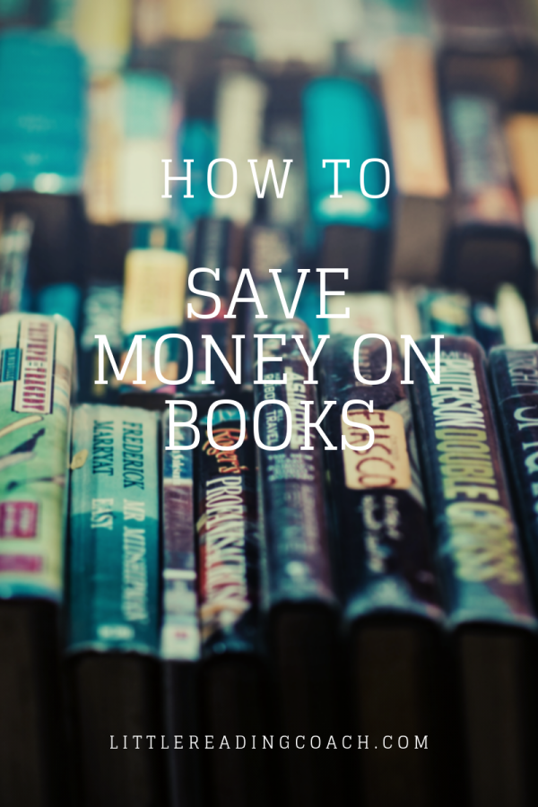 How to Save Money on Books