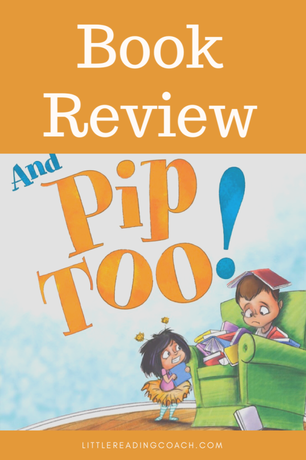 And Pip Too Book Review