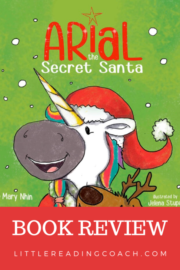 Arial the Secret Santa Book Review