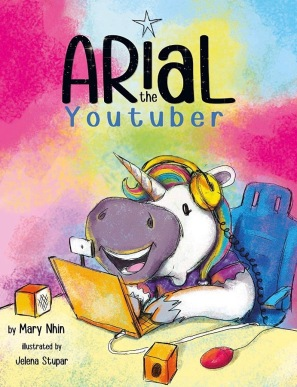 Arial the Youtuber