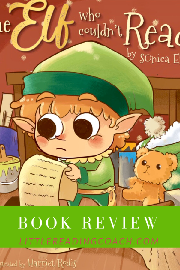 The Elf Who Couldn't Read Book Review