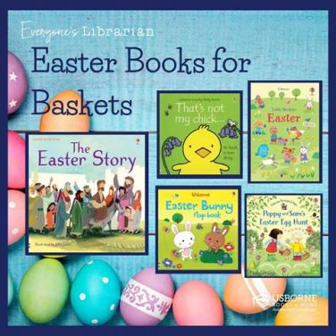 Usborne Easter Books