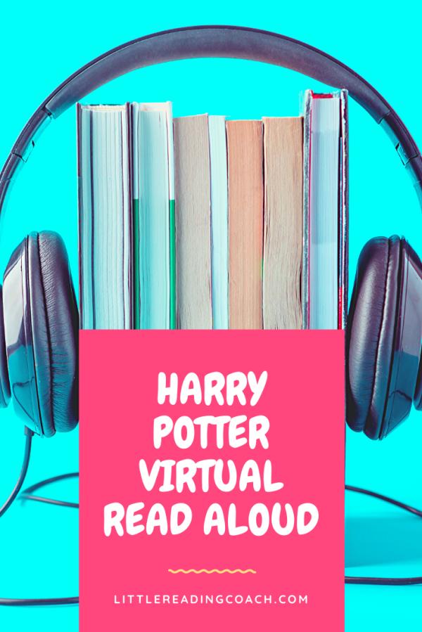 Harry Potter Virtual ReadAloud