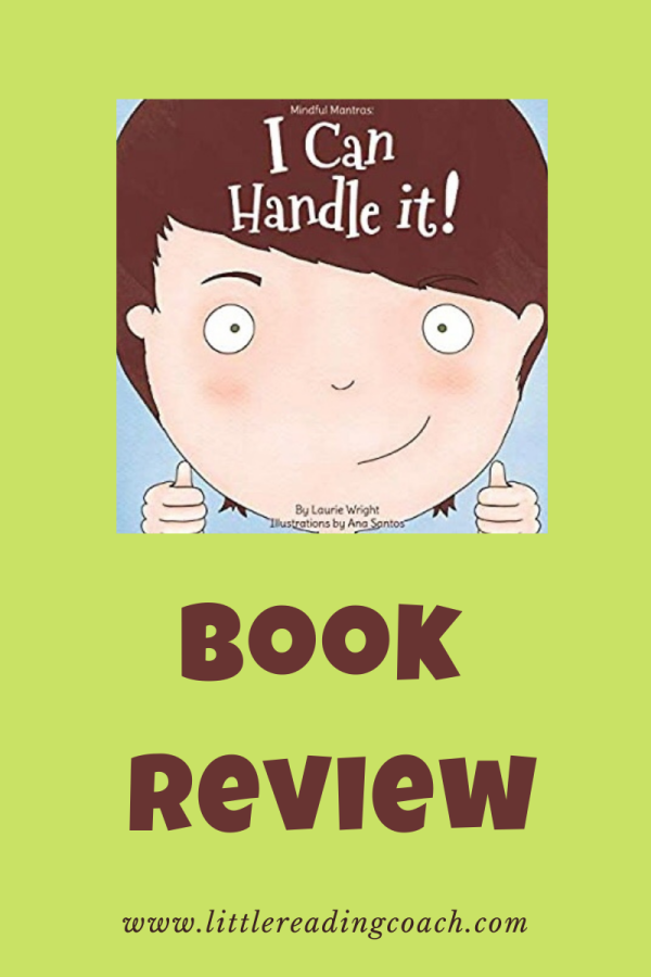 I Can Handle it! Book Review