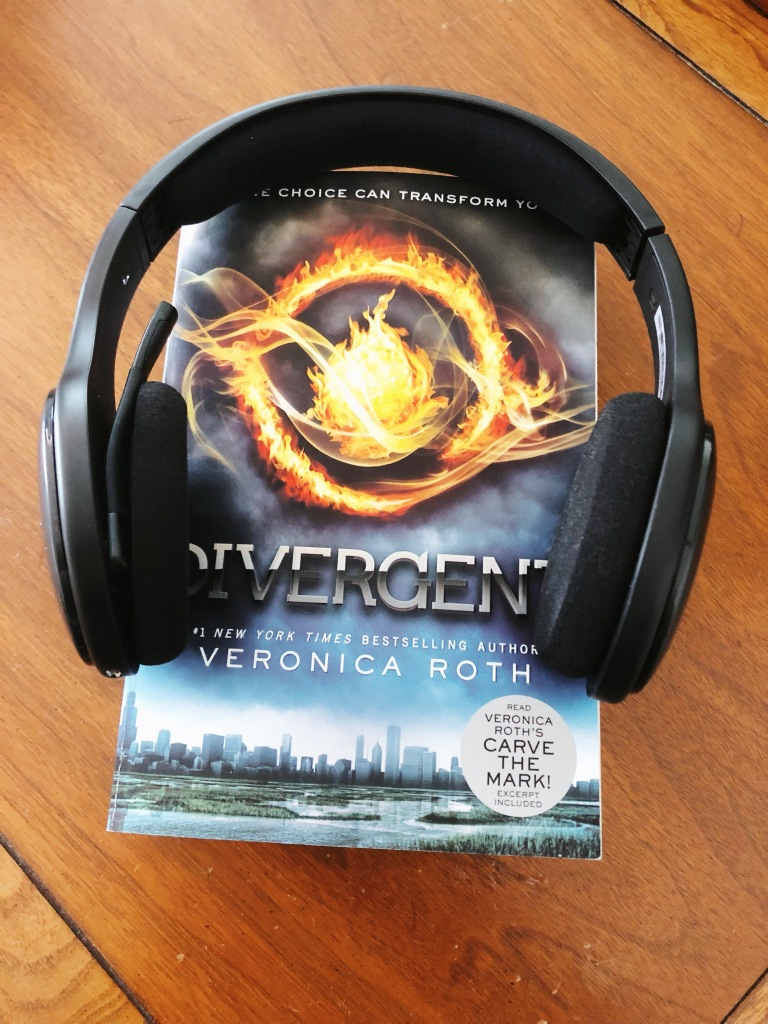 Divergent is a great read aloud book for grades 6-12.